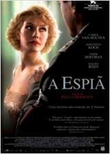 Filmes da Segunda Guerra - A espiã
