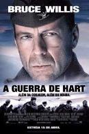 Filmes da Segunda Guerra - A guerra de Hart