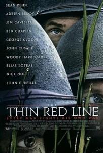 Filmes da Segunda Guerra - Além da linha vermelha