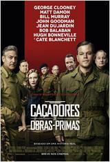 Filmes da Segunda Guerra - Caçadores de obras primas