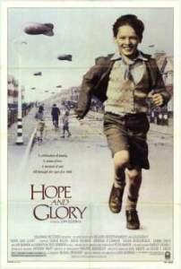 Filmes da Segunda Guerra - Esperança e glória