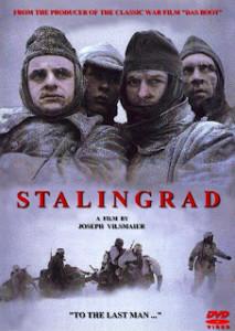 Filmes da Segunda Guerra - Stalingrado