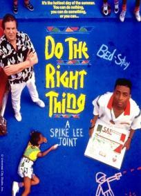 Cartaz do filme: Faça a coisa certa
