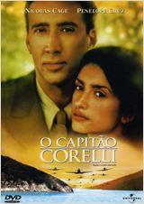 Filmes da Segunda Guerra - Capitão Corelli