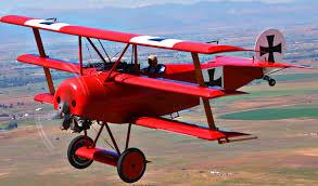 Fokker Dr. I.