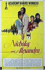 Filmes da Revolução Russa - Nicholas e Alexandra