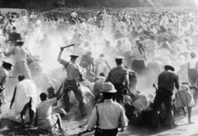 Filmes sobre o Apartheid