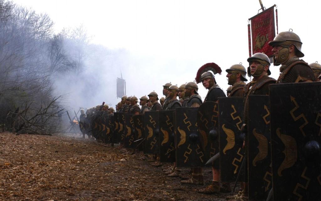 Exército Romano 01